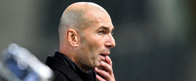 Absurdalne słowa Zidane'a po klęsce Realu Madryt. Naprawdę to powiedział