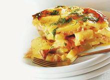 Tartiflette - ziemniaki zapiekane z serem - ugotuj