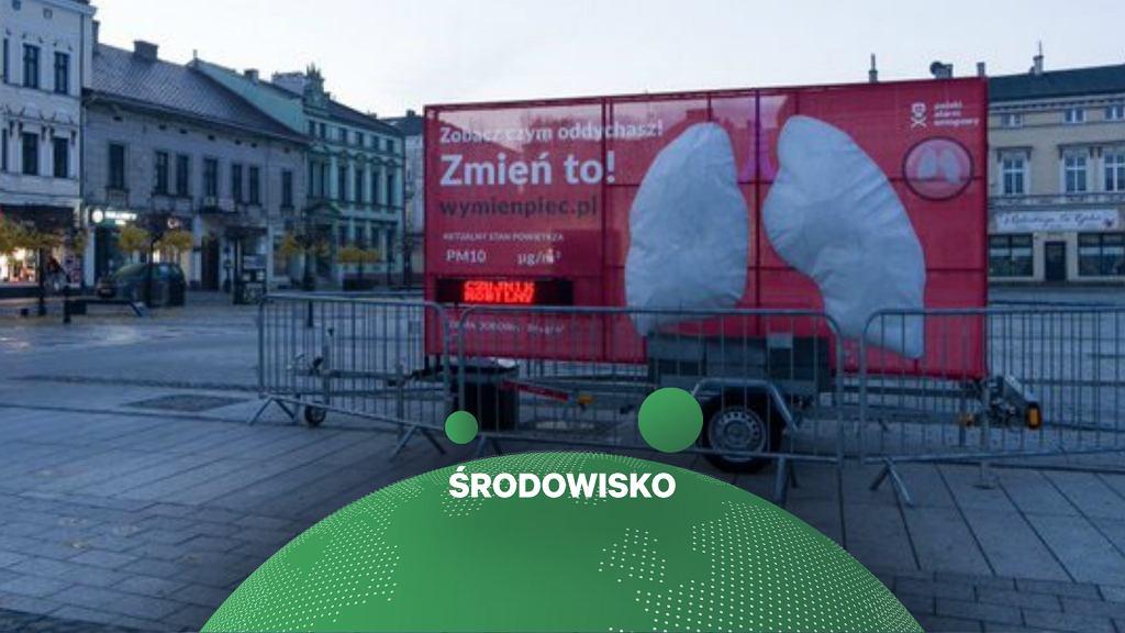 Akcja Polskiego Alarmu Smogowego