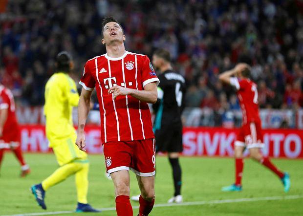 Liga Mistrzów. Bayern - Real 1:2. Radosław Gilewicz: Będzie niemiecka determinacja, a Lewandowski poszuka goli