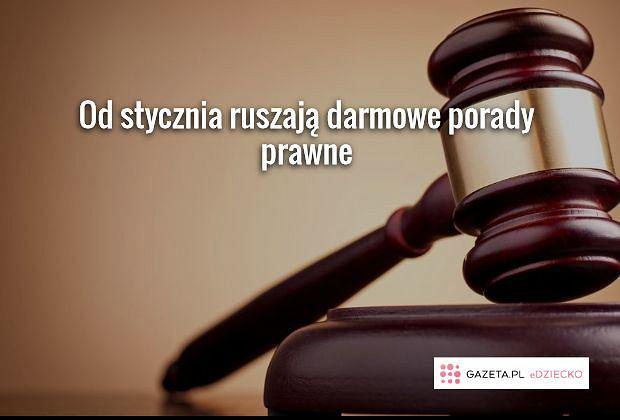 Darmowa pomoc prawna