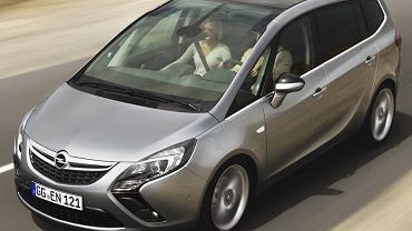 Opel Zafira III