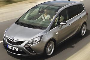 Opel Zafira III vs. Citroen C4 Grand Picasso II. Nowoczesne propozycje dla dużej rodzin
