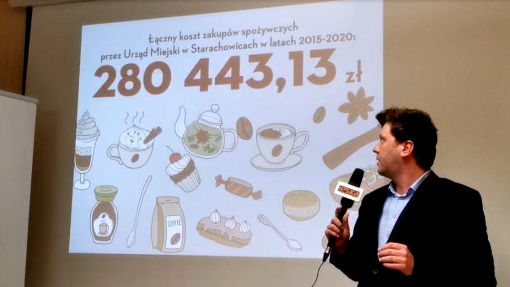 Stowarzyszenie prześwietla wydatki urzędu w Starachowicach