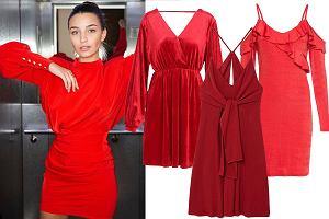 544b72af43693 Czerwone sukienki nie tylko na randkę. Wybrałyśmy najpiękniejsze modele do  100 zł