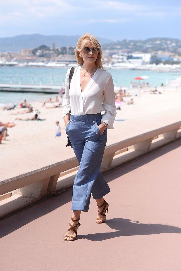 Grażyna Torbicka, Cannes