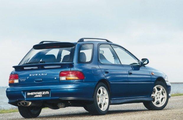 Subaru Impreza GT MY'99