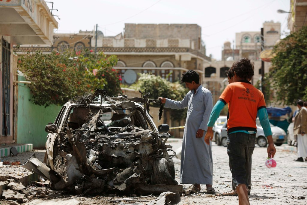 Jemen (Zdjęcie ilustracyjne)