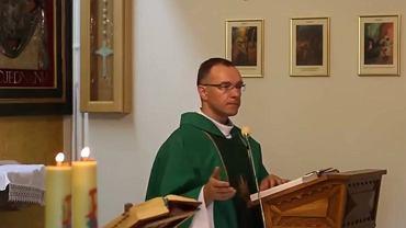 Ksiądz Paweł Murziński