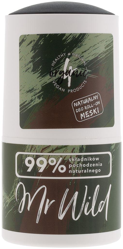 dezodorat męski 4organic Mr Wild