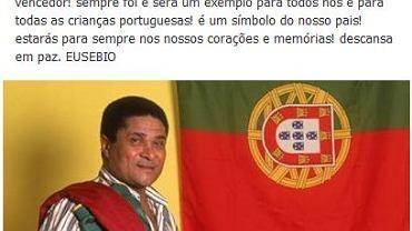 Wpis Marco Paixao na Facebooku