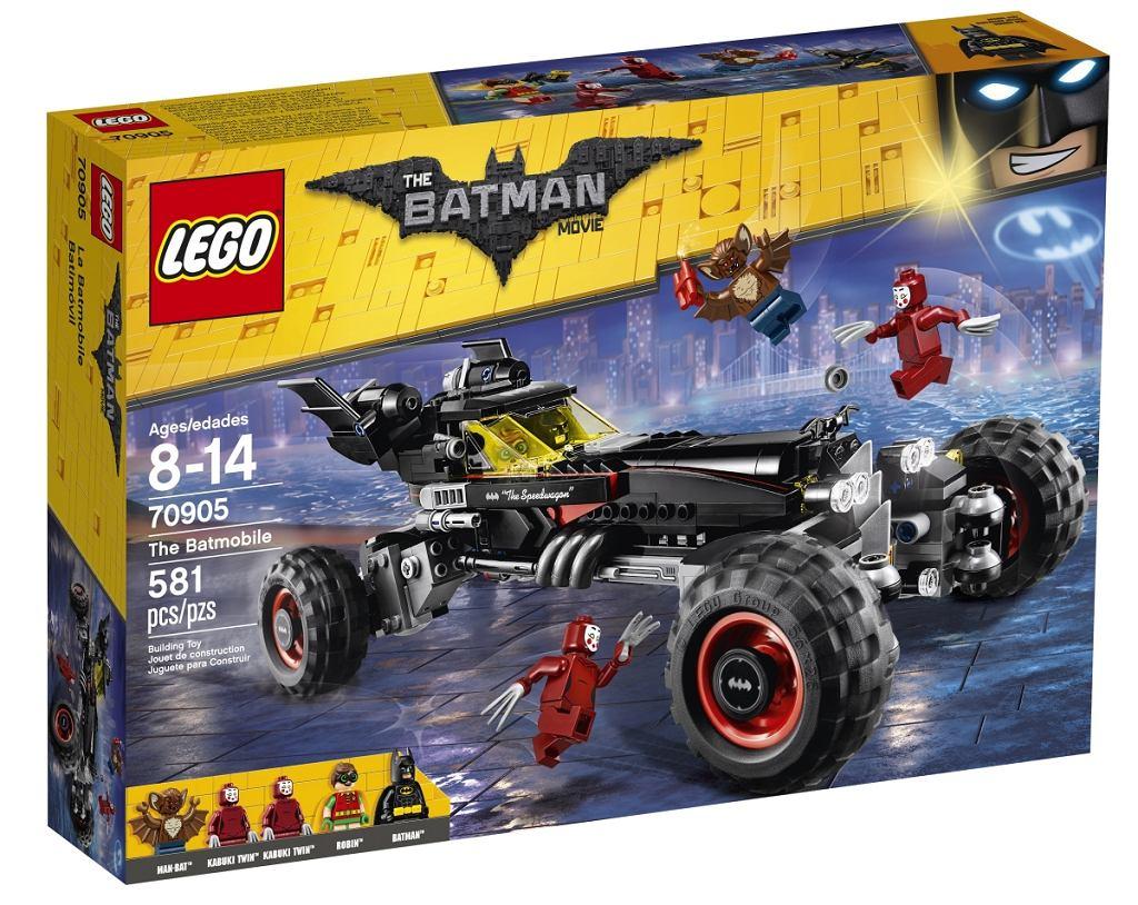LEGO Batman Batmobil