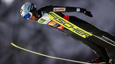 Kamil Stoch skomentował swoje podium w Engelbergu.