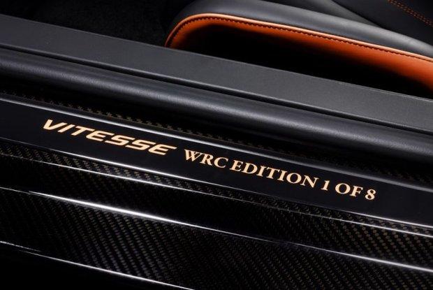 Bugatti Veyron Grand Sport Roadster Vitesse WRC Edition 2013