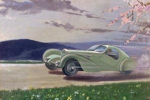 Samochody przyszłości | Dawne pomysły