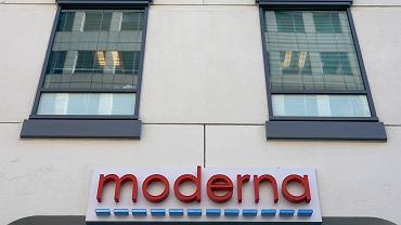 FDA zaakceptowała szczepionkę Moderny
