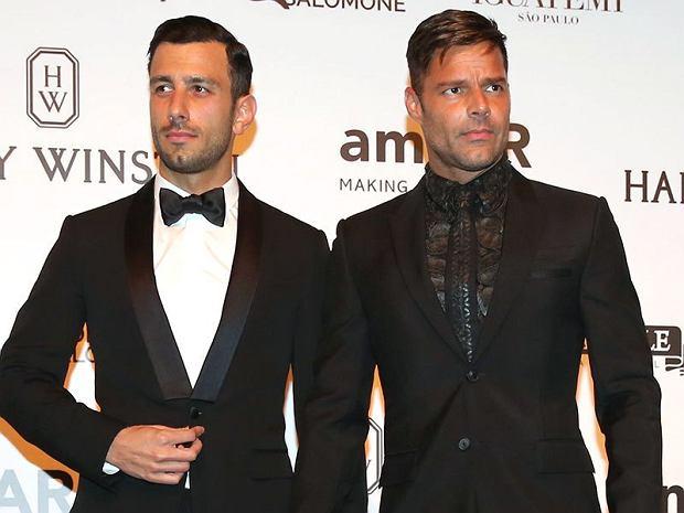 Ricky Martin potwierdził krążące od jakiegoś czasu informacje. Latynoski piosenkarz wyszedł za mąż!