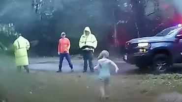 Troje dzieci zgubiło się w parku narodowym. Znaleziono je w lesie po 24 godzinach