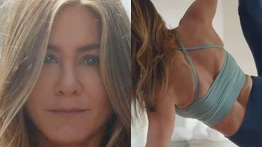 Jennifer Aniston pokazała, jak ćwiczy