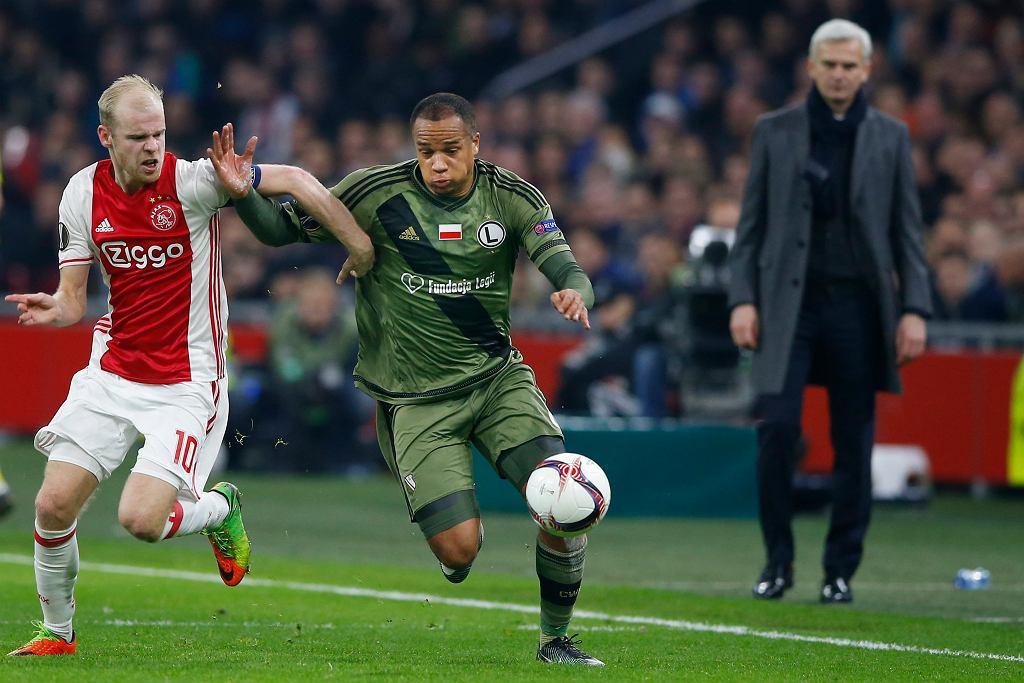 Ajax - Legia Warszawa