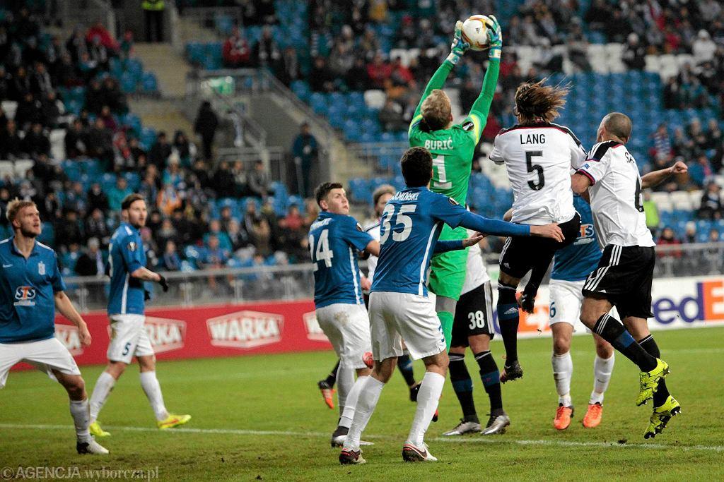 Lech Poznań - FC Basel 0:1