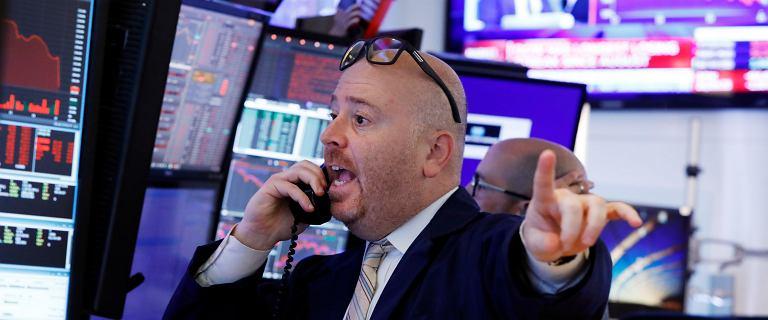 Koronawirus straszy rynki. Na Wall Street najgorszy dzień od października