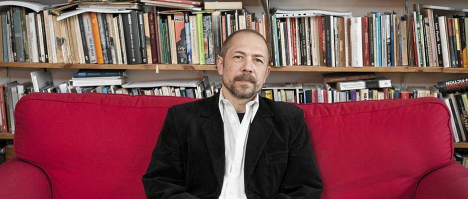 Prof. Przemysław Czapliński, literaturoznawca z UAM w Poznaniu