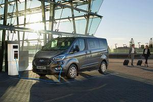 Ford Tourneo Custom PHEV - hybryda z litrowym silnikiem EcoBoost