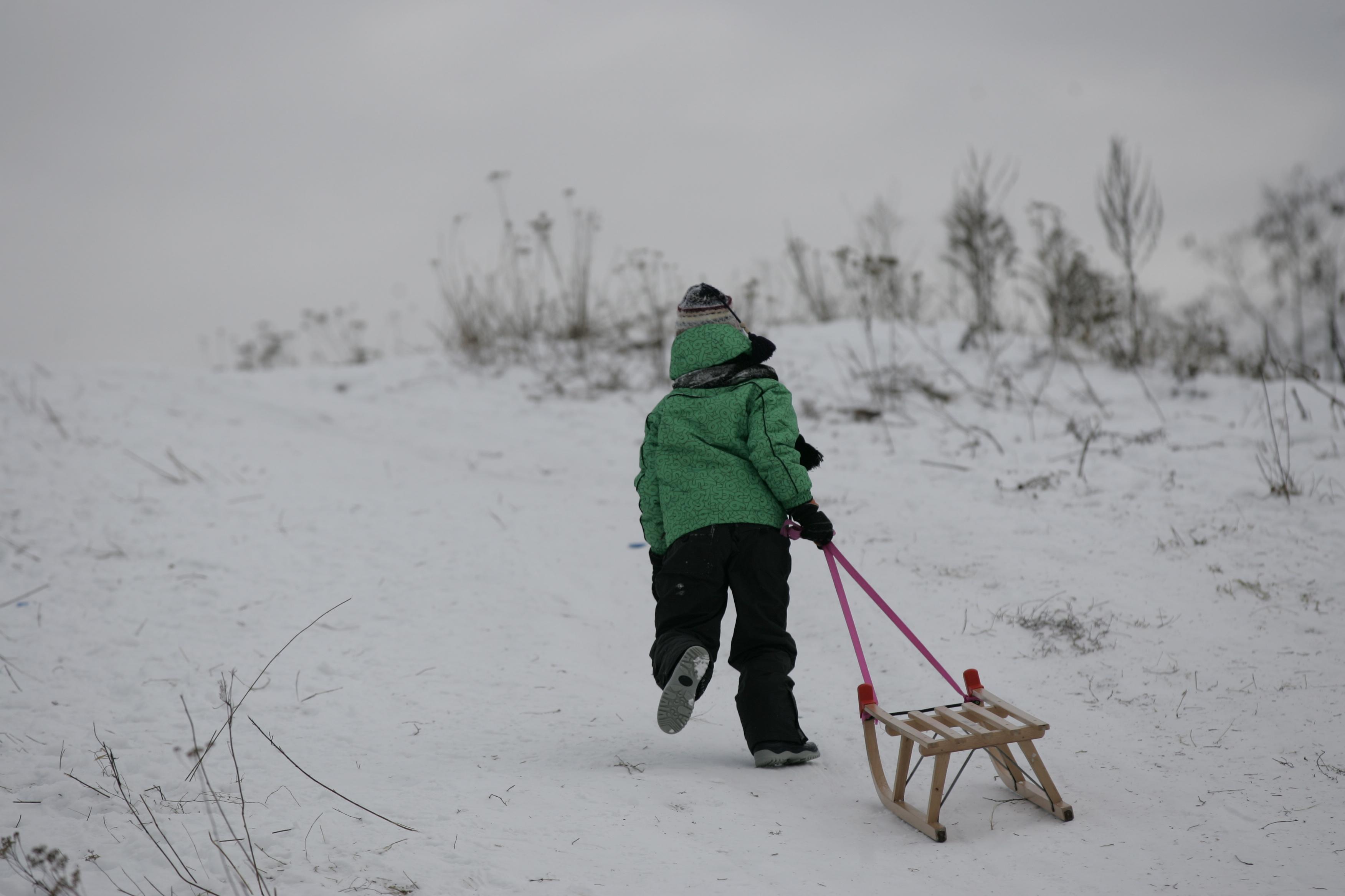 Ojciec chłopca nie chce rozmawiać na temat jego choroby (Fot. Przemysław Skrzydło / Agencja Gazeta)
