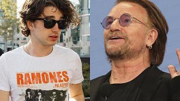 Inhaler - zespół, w którym gra Elijah Hewson ; Bono