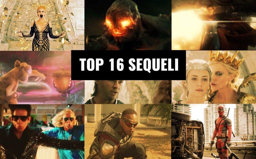 2016 rok będzie rokiem sequeli