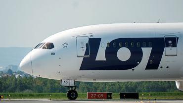 LOT-owski Boeing 787 Dreamliner