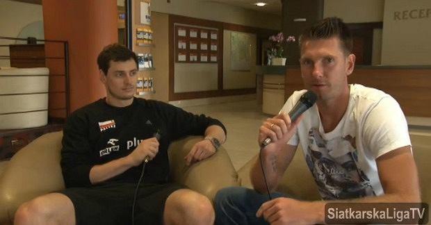 Łukasz Kadziewicz w rozmowie ze Zbyszkiem Bartmanem