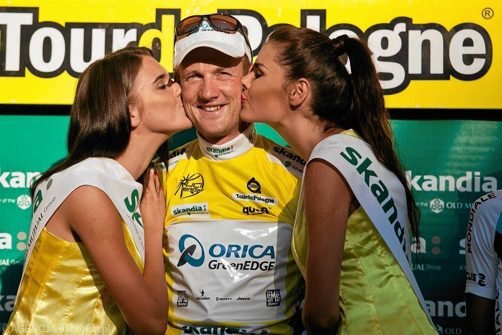 Pieter Weening, zwycięzca Tour de Pologne 2013