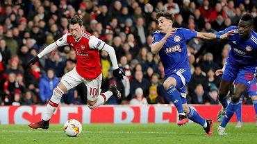 Oezil wskazał, gdzie chce zagrać po Arsenalu.