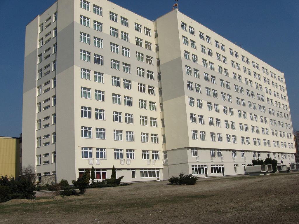 Górnośląskie Centrum Zdrowia Dziecka w Katowicach wprowadziło zakaz odwiedzin
