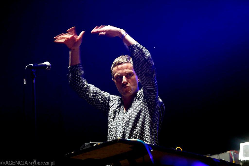 OFF Festival 2016. Gus Gus / DAWID CHALIMONIUK