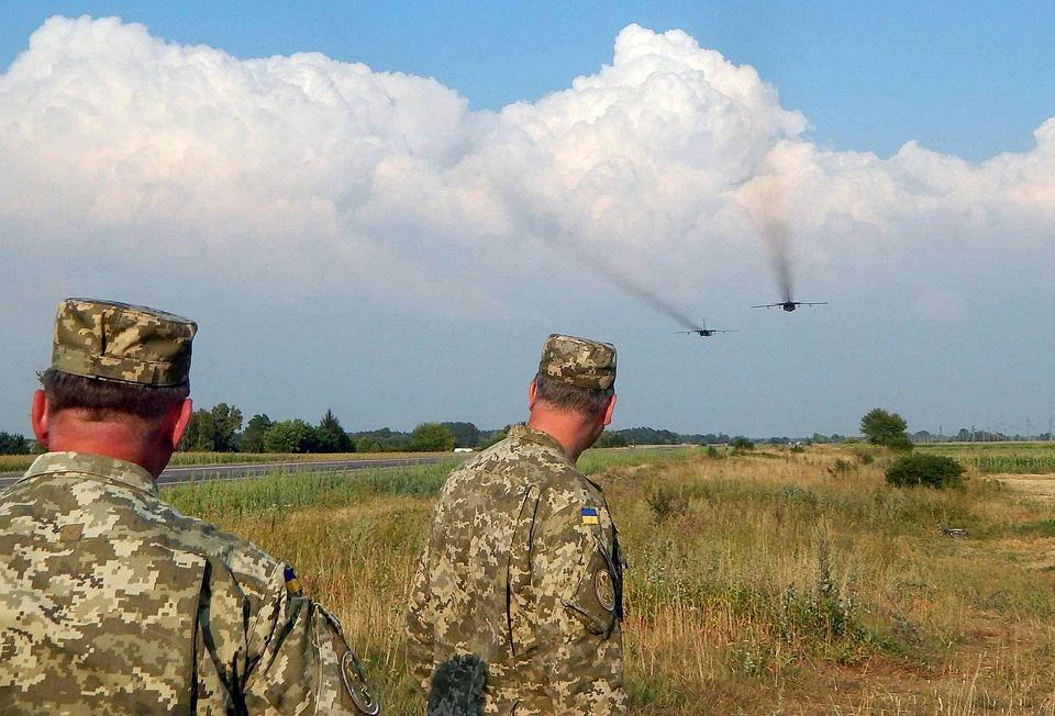 Moskwa oskarża Kijów o zbrojne wtargnięcie na półwysep