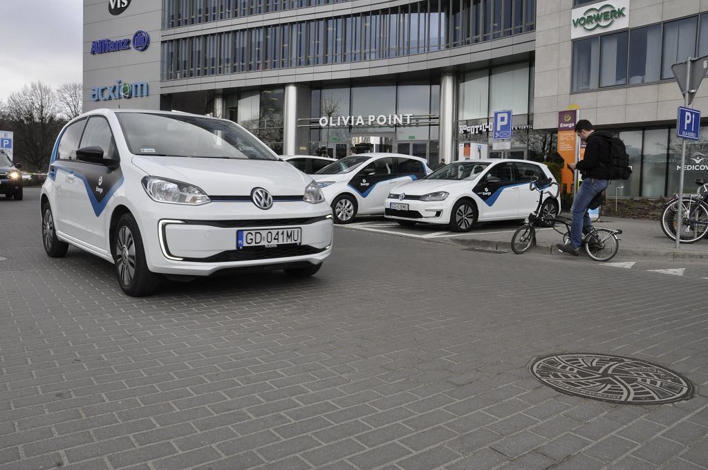 Samochody elektryczne, które można wypożyczyć w programie Energa Carsharing