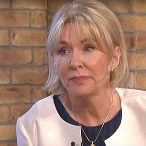 Ministra Zdrowia Wielkiej Brytanii, Nadine Dorries