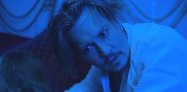 Johnny Depp w teledysku Marilyna Mansona