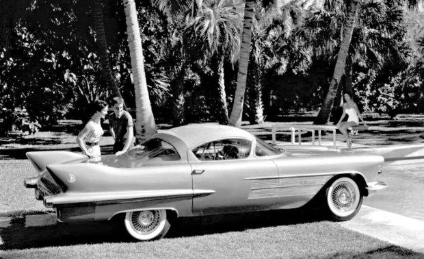 Cadillac El Camino z 1954