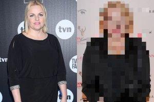 Katarzyna Bosacka była jedną z gwiazd, które pojawiły się na prezentacji wiosennej ramówki stacji TVN. Dziennikarka, która w pewnym momencie ważyła 80 kilo, sporo schudła.