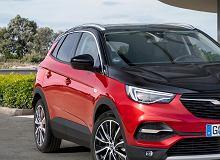Opel Grandland X Hybrid4 - cennik 2019. 300 konny Grandland X już w polskiej ofercie