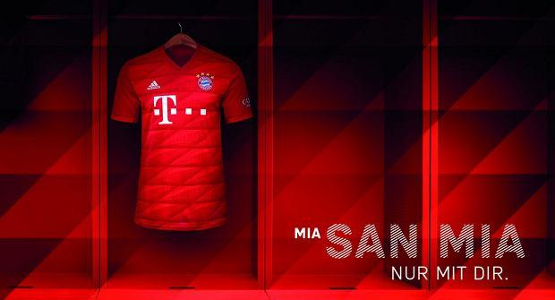 Nowa koszulka Bayernu Monachium