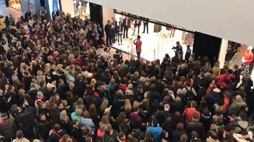 otwarcie sklepu Reserved w Mińsku (Białoruś)