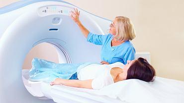 Tomografia komputerowa, TK, CT jest metodą diagnostyczną, która pozwala na uzyskanie obrazów tomograficznych badanego obiektu.