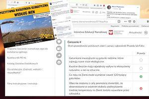 Seria błędów o środowisku w e-podręcznikach na platformie edukacyjnej MEN-u. Profesor komentuje: Ten film jest skandalem