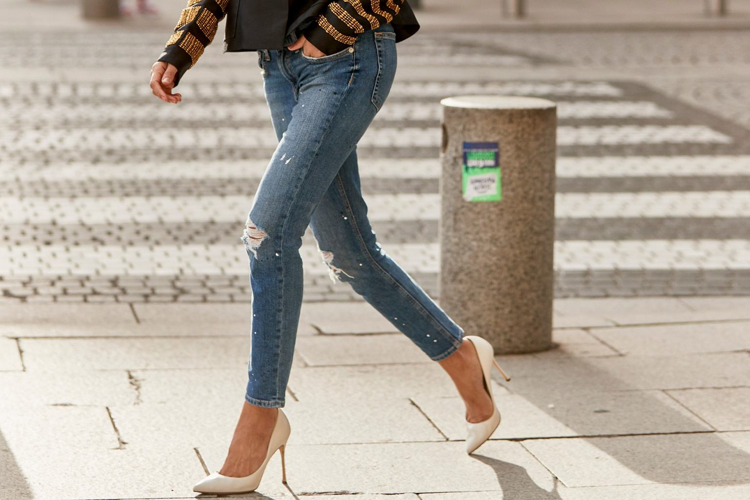 Ten Fasonow Jeansow Jest Bardzo Popularny Swietnie Wydluza I Wyszczupla Nogi A Wysoki Stan Ukryje Brzuch I Boczki