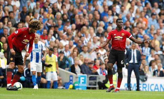 Premier League. Niespodzianka w Brighton, Manchester United pokonany